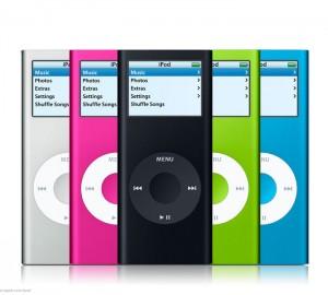 iPod Nano 4serija