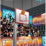 iPod Touch žaidimas iBasketball