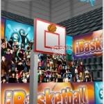 iPod Touch žaidimas iBasketball
