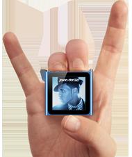 Naujas iPod Nano
